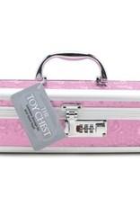 BMS Factory Vibrator Case Lockable - Pink