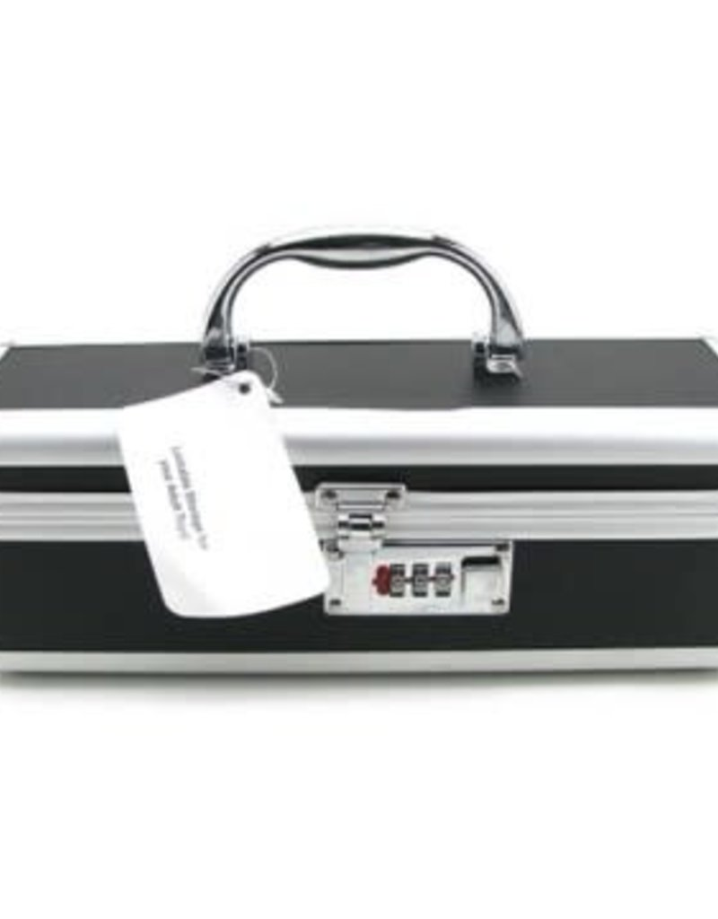 BMS Factory Vibrator Case Lockable - Black