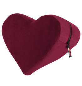 Liberator Liberator Heart Wedge Merlot Cover