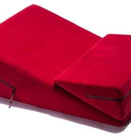 Liberator Liberator Wedge/Ramp Combo Red/flame Cover