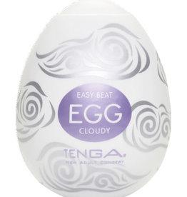 Tenga Tenga Hard Gel Egg - Cloudy