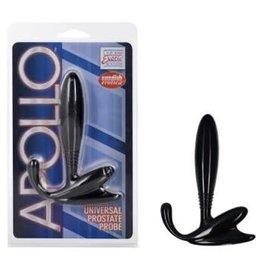 California Exotic Novelties Apollo Universal Prostate Probe - Black