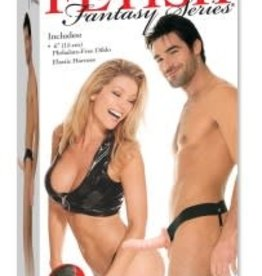 Pipedream Fetish Fantasy Series for Him or Her Hollow Strap-on - Flesh