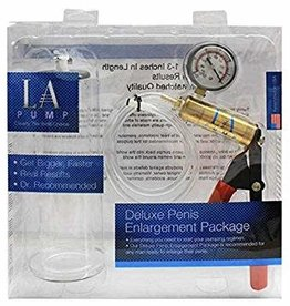 "L.A. Pump L.A. Pump Deluxe Penis Enlargement Kit 2"" X 9"""
