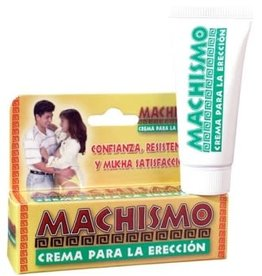 Pipedream Machismo - Crema Para La Ereccin - 0.5 Fl. Oz. Tubo