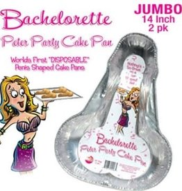 HOTT PRODUCTS Peter Party Cake Pan 2 Pack - Large