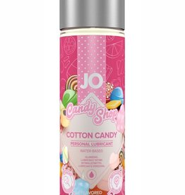System Jo Jo Candy Shop Water Based Flavored Lubricant Cotton Candy 2 Ounce