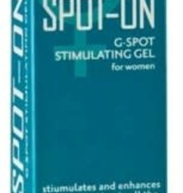 Doc Johnson Spot on G Spot Stimulating Gel for Women 2 Oz