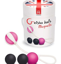 FT London GEISHA BALLS MAGNETIC