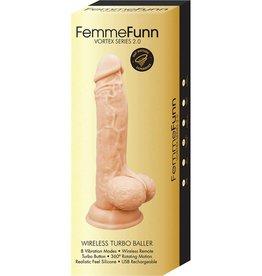 Femme Funn Wireless Turbo Baller 2.0