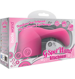 Bodywand Bodywand G Spot Wand Attachment Silicone Pink