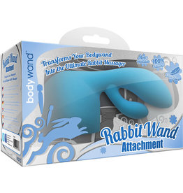 Bodywand Bodywand Rabbit Wand Attachment Silicone Blue