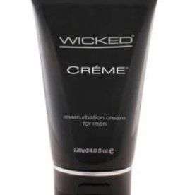 Wicked Sensual Care Creme Masturbation Cream - 4 Oz.
