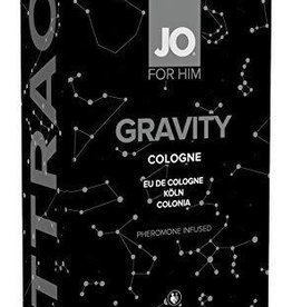 System Jo Jo Pheromone Gravity Cologne For Him