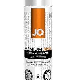 System Jo Jo Premium Anal Silicone Lubricant 4oz