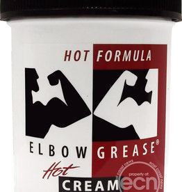B. Cumming Co. Elbow Grease Hot Formaul Hot Cream Lubricant 4 Ounce