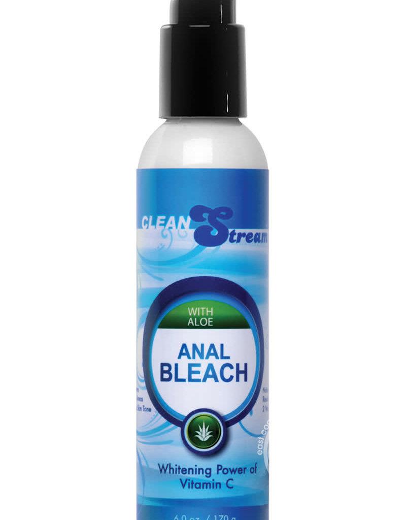 XR Brands Clean Stream Anal Bleach With Vitamin C and Aloe 6 Oz.