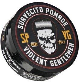 Suavecito SUAVECITO X VIOLENT GENTLEMEN FIRME (STRONG) HOLD POMADE
