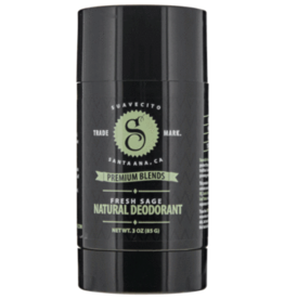 Suavecito Suavecito Fresh Sage Natural Deodorant