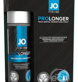 System Jo Jo Men Prolonger Desensitizing Gel 2 Ounce Spray