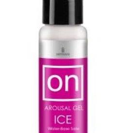 SENSUVA On Arousal Gel - Ice - 1 Fl. Oz. Bottle