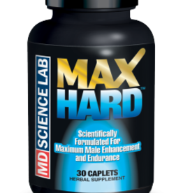 M.D. Science Lab Max Hard 30Ct Bottle