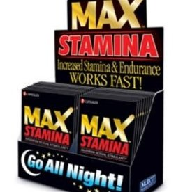 MD Science Lab MAX STAMINA 2 PACK