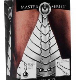 XR Brands Master Series Heavy Hitch Ball Strecher Hook