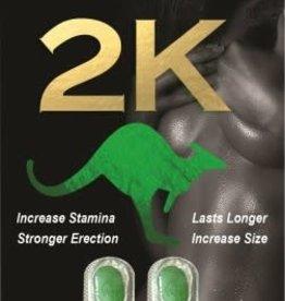 Herbal Supplements Kangaroo 2k for Men