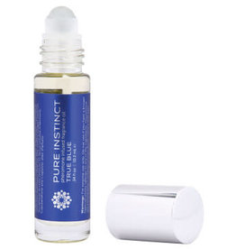 Classic Brands Pure Instinct Pheromone Fragrance Oil True Blue - Roll on 10.2 ml - 0.34 Fl. Oz