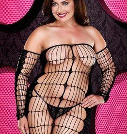 LapDance Get Money Mini Dress - Queen Size