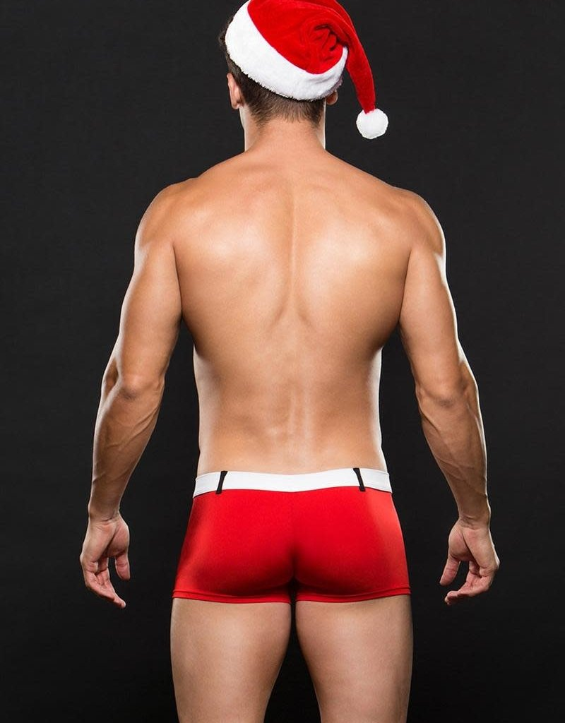 Envy 2pc Santa Hat and Bottoms - Large/XLarge