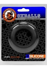 Oxballs Air Super-Lite Airflow Cockring - Black Ice