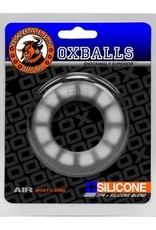Oxballs Air Super-Lite Airflow Cockring - Clear Ice