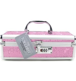 BMS Factory Vibrator Case Lockable - Pink