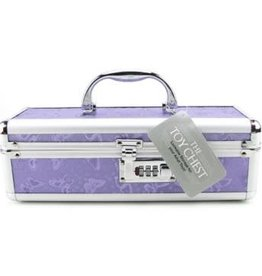 BMS Factory Vibrator Case Lockable - Purple