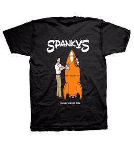 Spanky's Rocket Polisher Tee