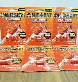 Oh! Baby Male Enhancement - 12 Count Bottle