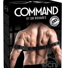 Sir Richard's LLC Sir Richard's Command Bicep Bender Black And Stainless Steel