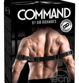 Sir Richard's LLC Sir Richard's Command Bicep Bender Black And Stainless Steel