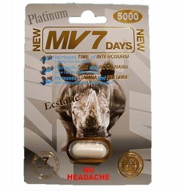 MV7 MV7 Platinum Male Enhancement - 1 Count