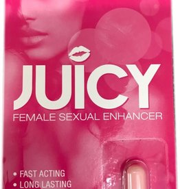 Juicy Female Sexual Enhancement - 1 count