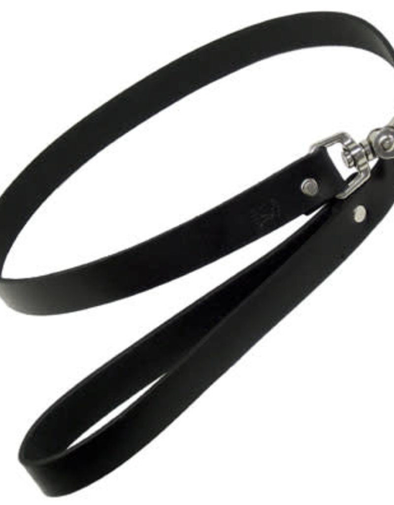 Kookie INTL All Leather Leash