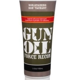 Gun Oil Pink Lubricant Force Recon 3.3 Oz Tube