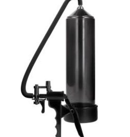 Shots Pumped Elite Beginner Pump - Black