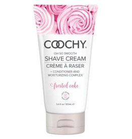 Classic Brands Coochy Shave Cream - Frosted Cake - 3.4 Oz