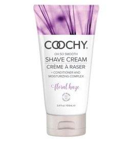 Classic Brands Coochy Shave Cream - Floral Haze - 3.4 Oz