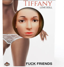 HOTT PRODUCTS Fuck Friends Love Doll - Tiffany