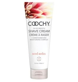 Classic Brands Coochy Shave Cream - Sweet Nectar - 7.2 Oz