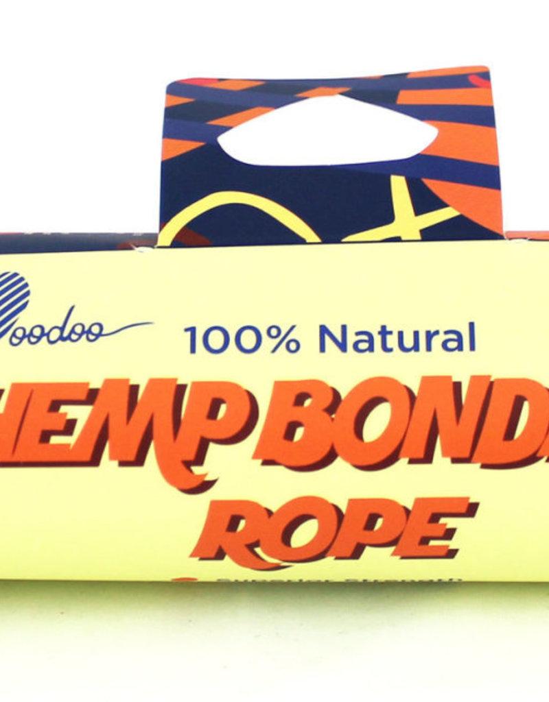 Shibari/Voodoo 100% Hemp Bondage Rope - 16ft